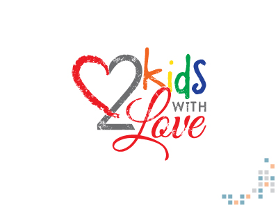 2 Kids with Love Brand Identity