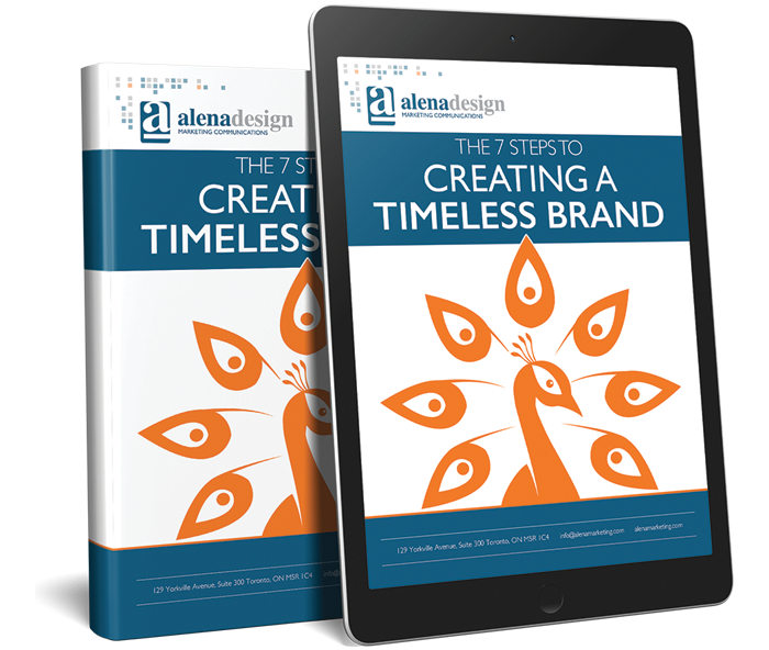 7 steps to creating a timeless brand